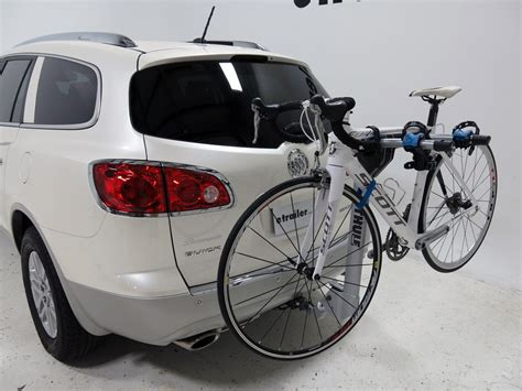volvo xc60 bike rack 2013 volvo xc60 thule helium aero 2 bike rack 1 1 4 quot and