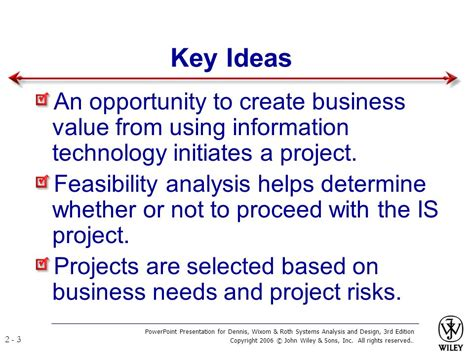 Information Technology Project Topics Mba by System Analysis And Design Presentation Topics Home