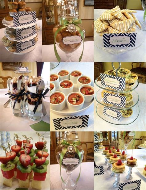 Brunch Finger Foods For Baby Shower by 120 Best Baby Shower Ideas Images On