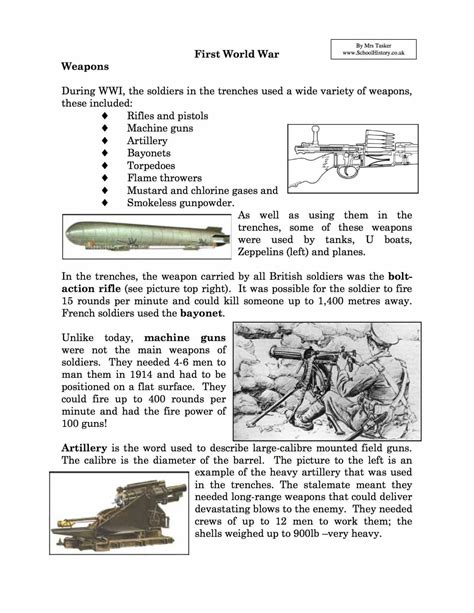 War Worksheets by Ww1 The Great War Worksheets Ks3 Ks4 Lesson Plans