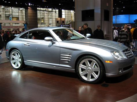 2003 chrysler crossfire 2003 chrysler crossfire automatic related infomation