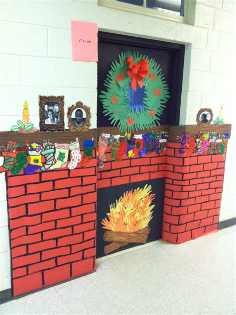 christmas doors in schools 11 awesome door decoration ideas for every home