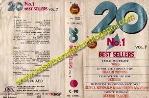 Album Kaset Pita Best Sellers Part 2 kaset barat jadul kabar dul 20 best sellers vol 7 records