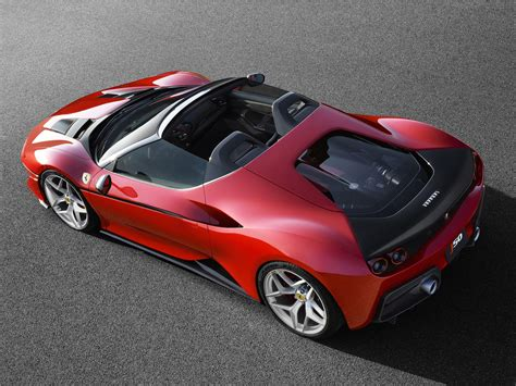 Ferrari S New J50 Is Available Only In One Country