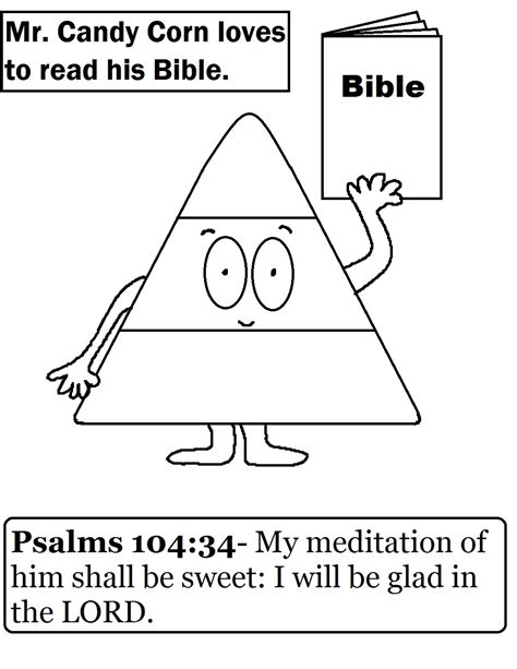 autumn coloring pages for sunday school candy corn sunday school lesson fall sunday school lessons