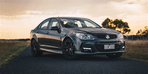 holden ssv 2017 holden commodore ss v redline review caradvice