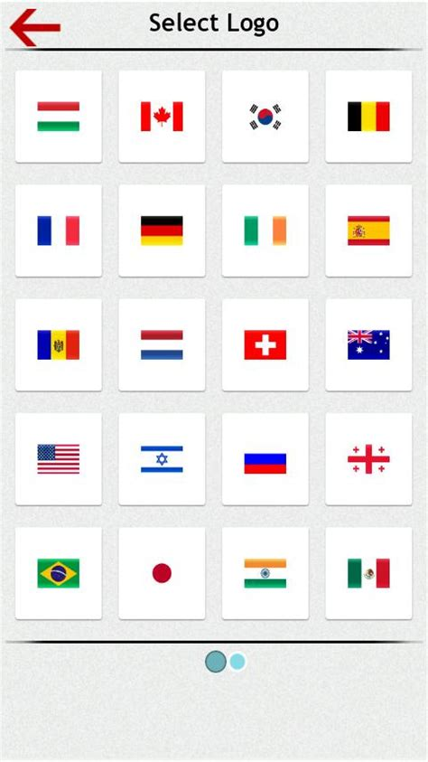 flags of the world quiz level 2 flags logo quiz android apps on google play