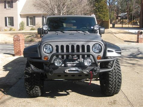 Different Kinds Of Jeep Wranglers 5 Types Of Custom Bumpers For Your Jeep 4wheelonline