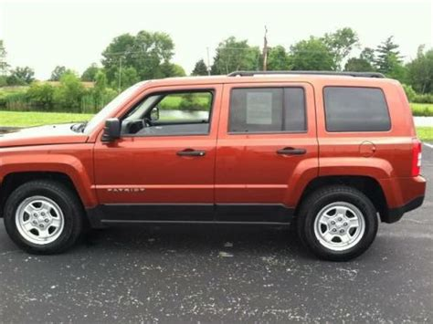 2012 Jeep Patriot Sport Sell Used 2012 Jeep Patriot Sport In 500 N Shadeland Ave