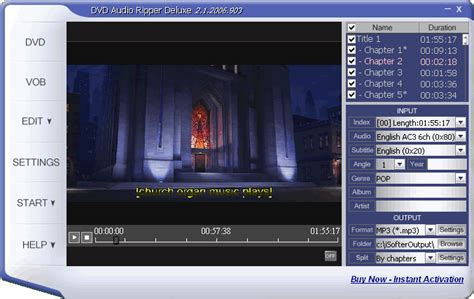 format dvd audio isofter dvd audio ripper deluxe convert dvd audio to mp3 wma