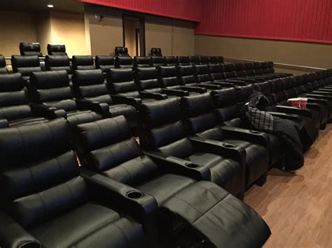 movie theatres with reclining seats near me redesigned seats that recline yelp