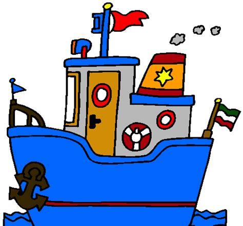 barco con ancla dibujo dibujo de barco con ancla pintado por german en dibujos