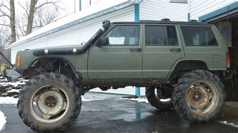 Jeep Xj Tires Xj On Tractor Tires Page 6 Jeep Forum