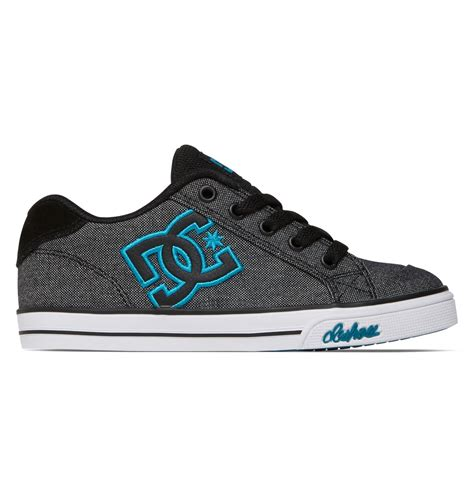 chelsea dc girl s 4 7 chelsea tx shoes 303344a dc shoes