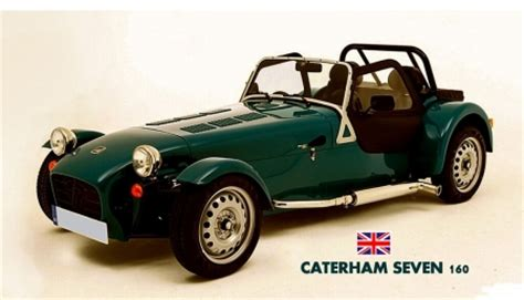 entry level caterham seven 160 general photo gallery