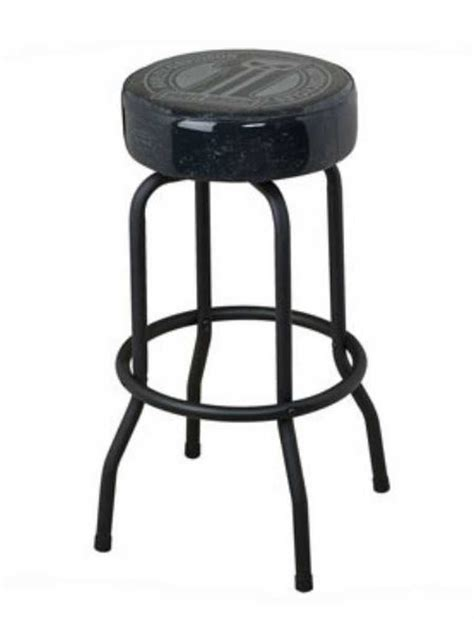 Harley Davidson Pub Table Bar Stool Set by Bar Shield Flames Pub Table Bar Stool Set Vintage