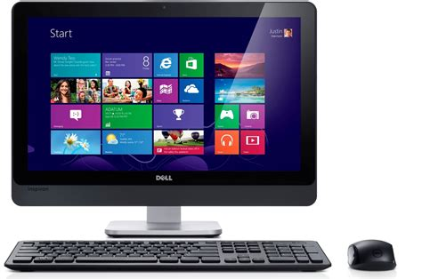 Livingroom Theatres by Dell All In One Desktop Simply Living