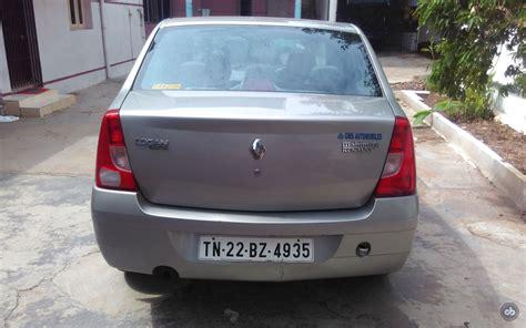mahindra renault used mahindra renault logan 1 4 glx in chennai 2007 model