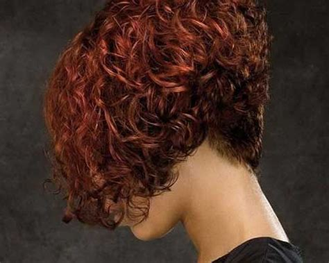 stacked hairstyles for natural waves 20 hot and chic celebrity short hairstyles curly stacked