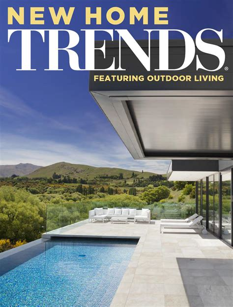 home design magazine new zealand issuu new home trends new zealand vol 30 01 by