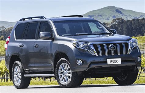Toyota Promotions Toyota Prado Offers Both Petrol And Diesel Engines