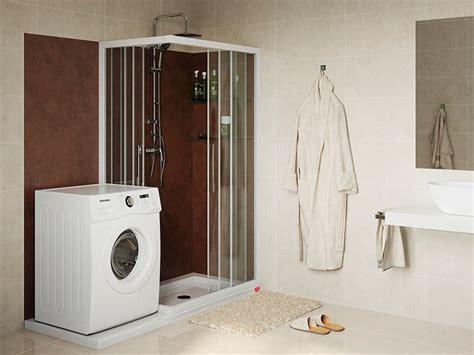 box doccia remail box doccia angolare su misura soluzione lavatrice remail