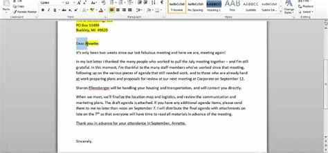 Business Letter Template Microsoft Word 2010 how to make a formal letter on microsoft word 2010 1000