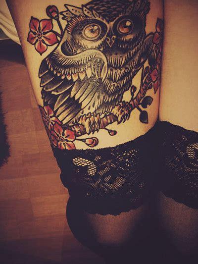 owl tattoo tumblr girl tattoos taringa