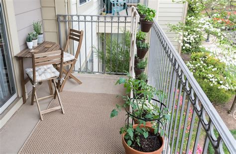 Apartment Patio Grill How To Build A Vertical Balcony Garden
