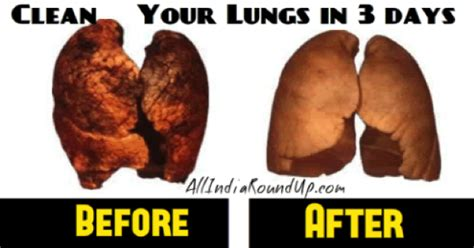 Lung Detox After Quitting by Tip Of The Day Clean Your Lungs In Just 3 Days