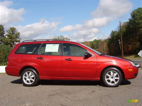 2005 ford focus specs 2005 ford focus wagon ii pictures information and specs