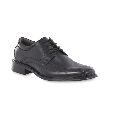 dockers s endow leather oxford black shop your way