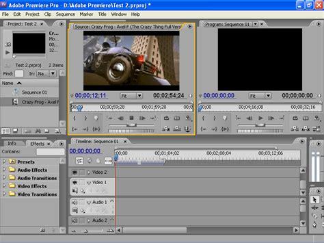 adobe premiere pro glossary of terms adobe premiere pro cs3 software informer screenshots
