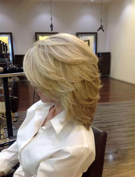 back of head layered blonde hair styles стрижка каскад 50 фото как правильно уложить волосы