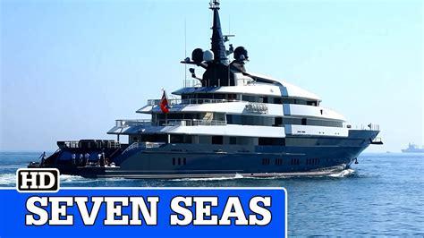 seven seas rollin in that et money steven spielberg s yacht seven