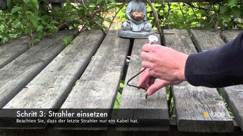 Gartenleuchten Led Beleuchtung 709 by S Luce Size Led Einbaustrahler Montageanleitung Licht