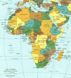 Africa World Map by World Map Africa