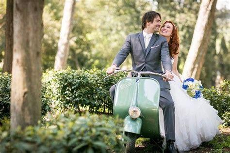 Original Wedding Photos by 気分はローマの休日 とってもなvespaのウェディングフォトcollection マリー