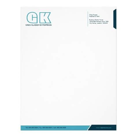 business letterhead custom 16 best images about custom business letterhead on