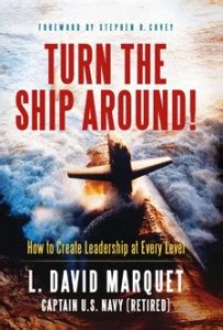 the turn the ship around workbook implement intent based leadership in your organization books reading list turn the ship around churchthought