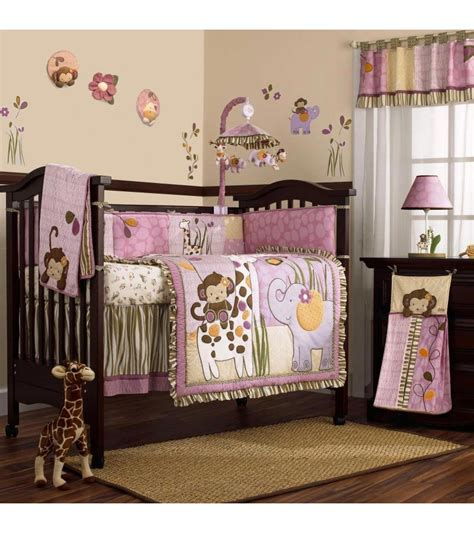 cocalo jacana 8 crib bedding set
