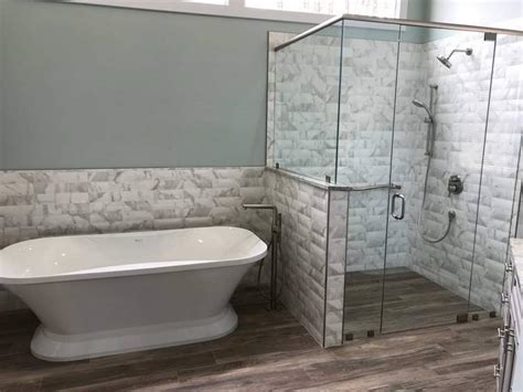 Pros and Cons about a Walk in Shower   Giovanni's Tile Design