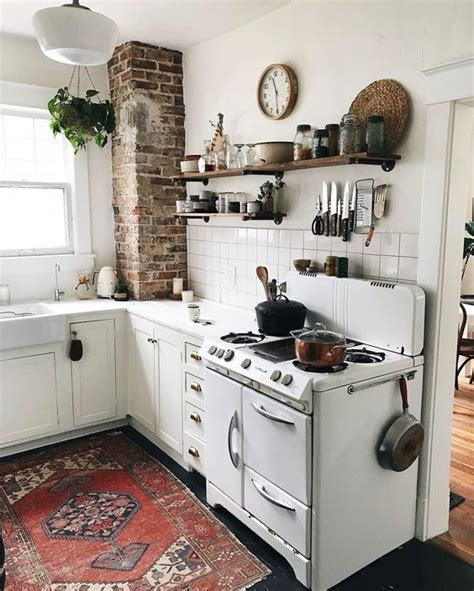 small vintage kitchen ideas the moyer s nashville cozy home decoholic