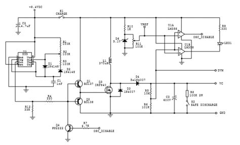 capacitor charging circuit schematic gt power supplies gt high voltage gt high voltage capacitor charger l56044 next gr