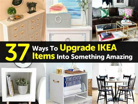 ikea upgrades 37 ways to upgrade ikea items into something amazing