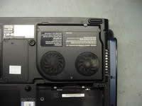 toshiba satellite p15 p10 fixing overheating