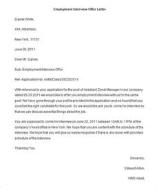 Offer Letters Of Employment Offer Letter Template 54 Free Word Pdf Format Free Premium Templates