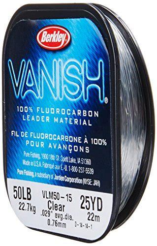 Best Seller Aguro Shock Leader 15 Lb berkley vanish fluorocarbon leader materials