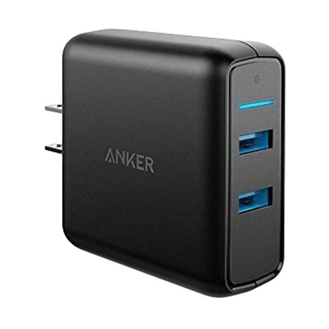 Powerport Speed 5 With Dual Charge 3 0 Black A 2054k11 jual anker powerport speed 2 a2025j11 wall charger charge 3 0 39 w dual usb