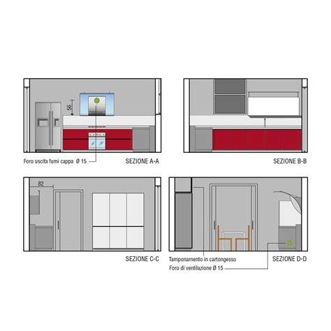 cappa cucina ad angolo cucine ad angolo design valcucine